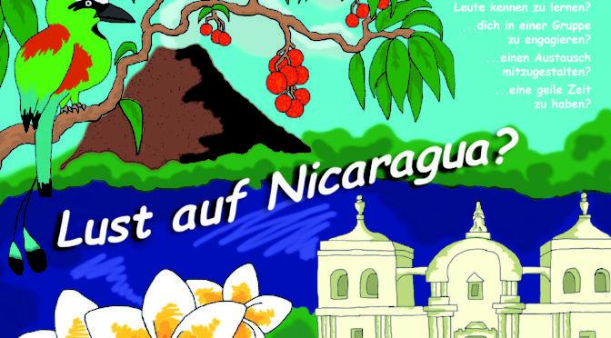 Der Nicaragua Arbeitskreis lädt ein…