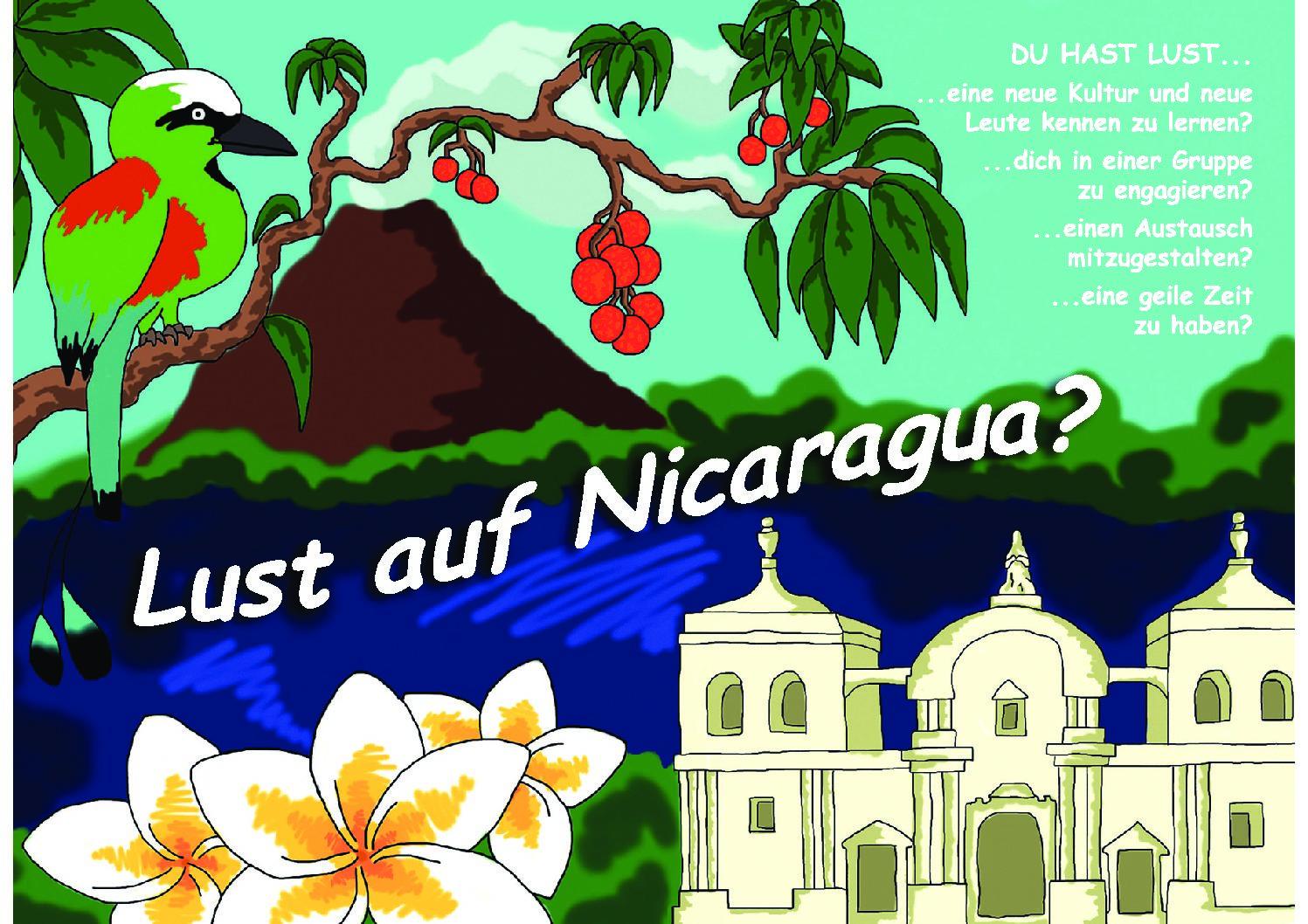 Nicaragua-Austausch: Infotreffen am 17.01.18
